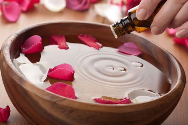 Erotic Aromatherapy