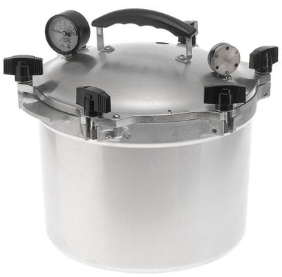 Carousel pressure canner