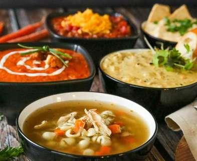 Medium soups