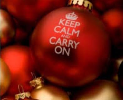 Medium keep calm and carry on