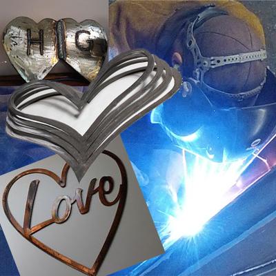Carousel vday welding