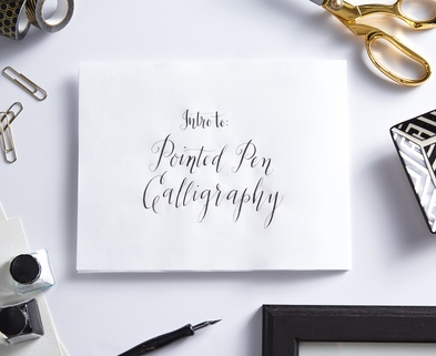 Calligraphy classes seattle intro to modern calligraphy brush