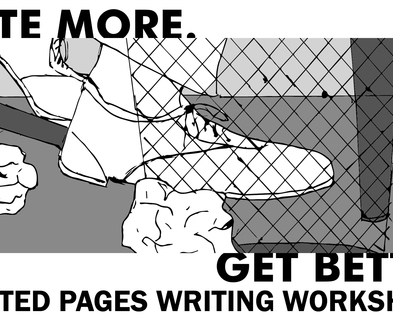 Medium wasted pages logo