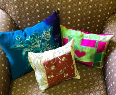 Medium sewing classes antonia posh patchwork pillows dabble naperville