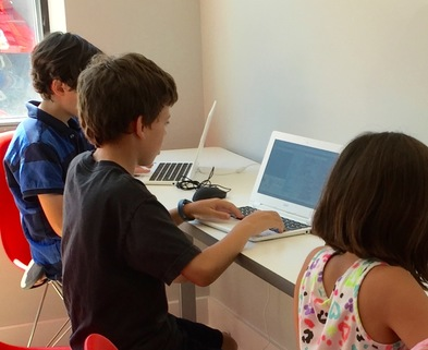Medium power up tech academy kids coding