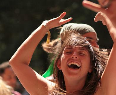 Medium happy dance