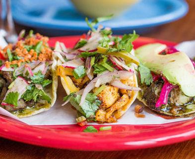 Medium tacos mexican