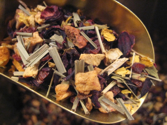 Carousel mr. ollivanders magic potion fruit tisane