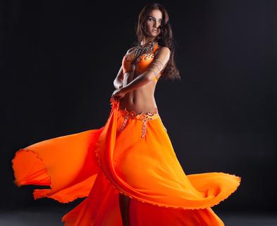 Medium belly dancer 1