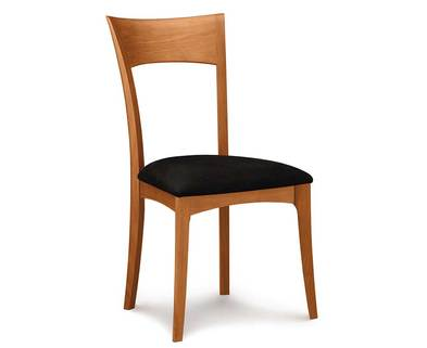 Medium ingrid side chair cherry