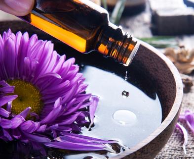 Medium aromatherapy purple