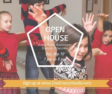 Carousel kids open house sep2016