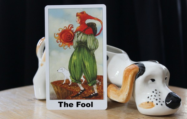 Carousel the fool croped