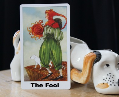 Medium the fool croped