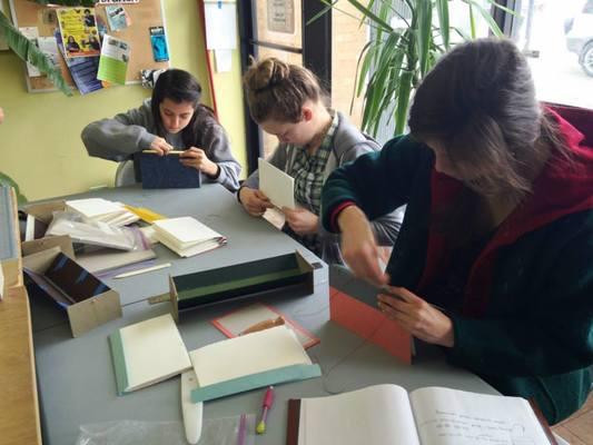 Carousel studentwork workshop