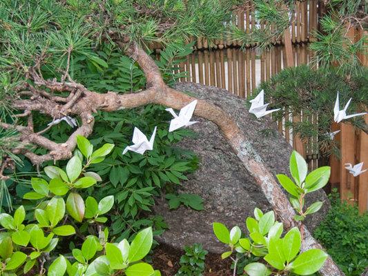 Carousel 6 cranes 5640a