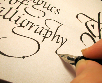 Calligraphy Classes Denver - Intro to Calligraphy | Dabble