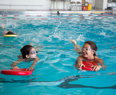 Kids camp classes chicago jcc apachi northside mini day - Centennial swimming pool richmond hill ...