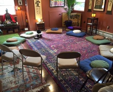 Medium meditation space 1