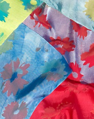 Carousel luxury scarf dabble denver sandra clark