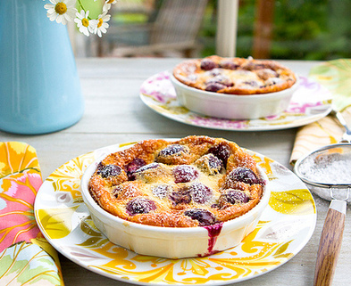 Medium clafouti