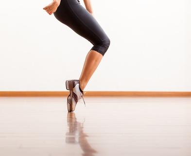 Medium tap dancing 4