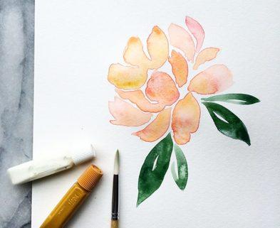 Medium watercolor pd