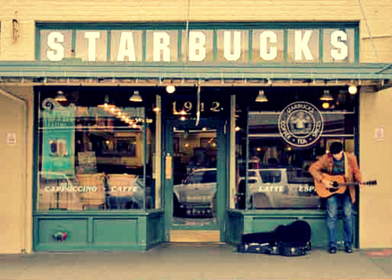 Carousel original starbucks show me seattle