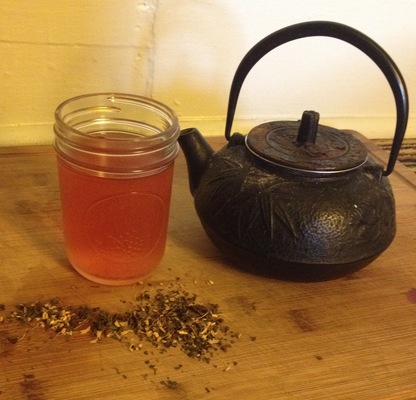 Carousel tea