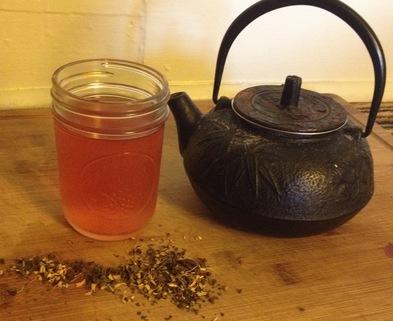 Medium tea