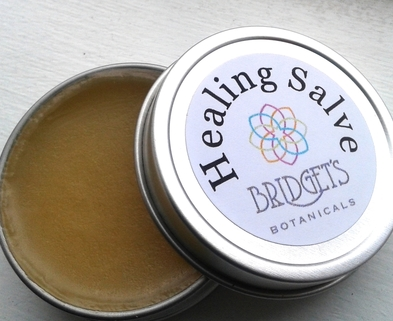 Medium healing salve
