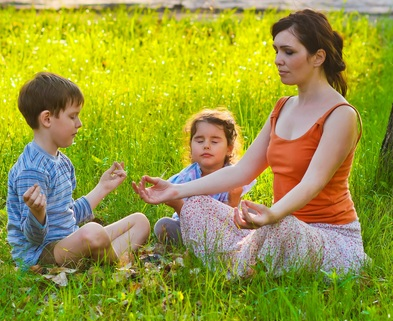 Medium kids meditation