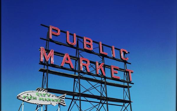 Carousel market