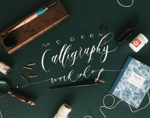 Calligraphy Classes San Francisco Intro To Modern