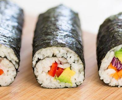 Medium sushi cuon chay 1