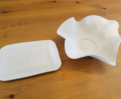 Medium pottery examples
