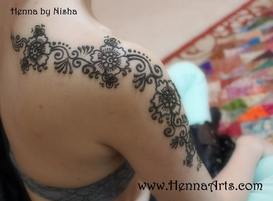 Henna Tattoo Chicago : Henna tattoo classes austin learn designs dabble