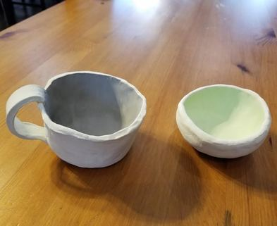 Medium ceramics examples
