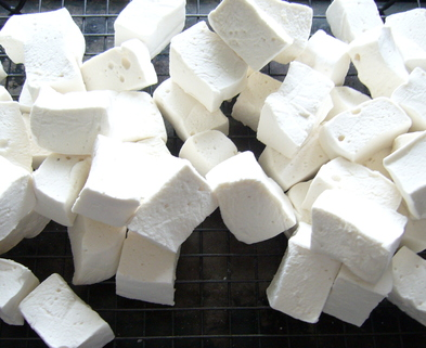 Medium marshmallow