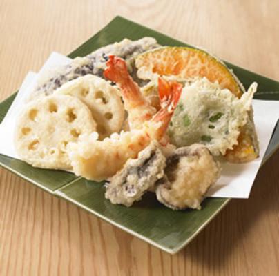 Carousel tempura
