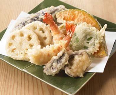 Medium tempura
