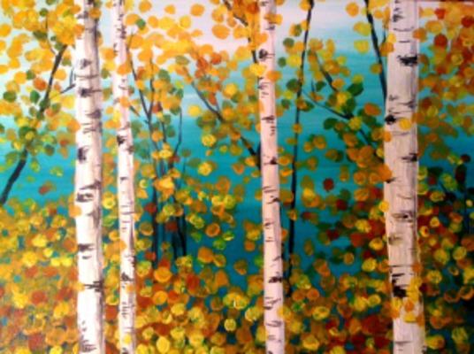Acrylic Painting Course Sydney