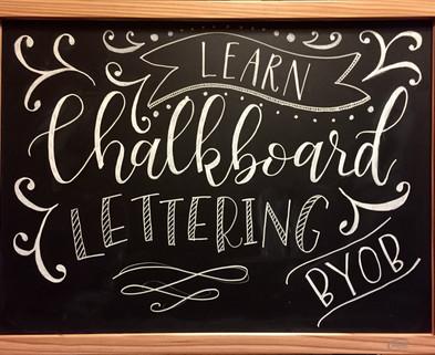 Medium chalkboard lettering2