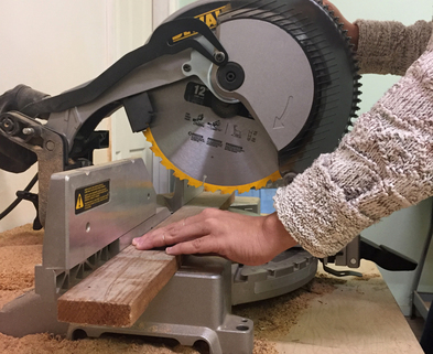 Medium tools 101 chop saw