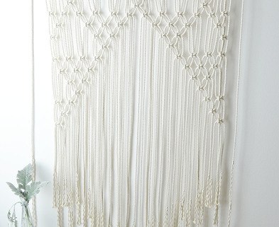 Medium macramewallhanging macrameinchicago macrame amyzwikelstudio70