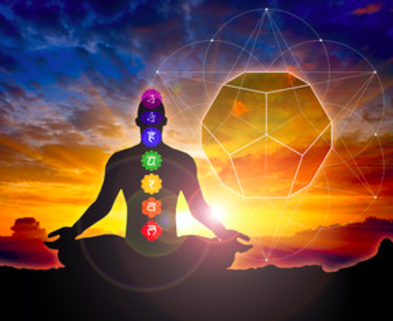Medium chakra clearing yoga of the mind