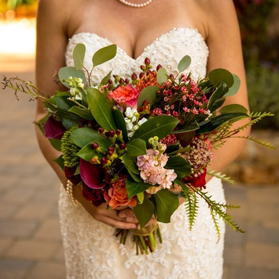 Floral Design Classes Denver - DIY Hand Tied Bridal ...