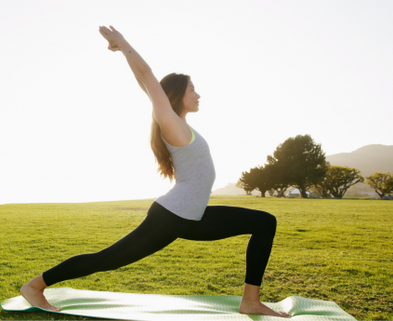Medium wine yoga 1