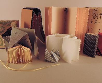 Medium innovative folded books