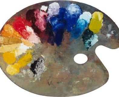 Medium paint